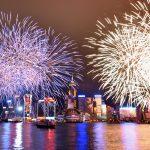 Китайський Новий рік, Феєрверки