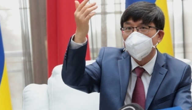 Посол КНР в Україні оголошує про участь Китаю в інфраструктурних проектах в Україні