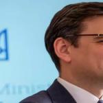 Міністр МЗС України Кулеба